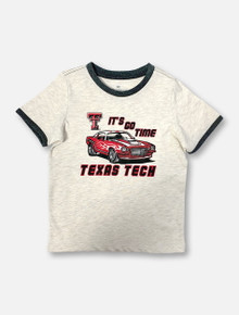 "Arena Texas Tech Red Raiders Double T ""Indianrockolis 500"" TODDLER T-Shirt"
