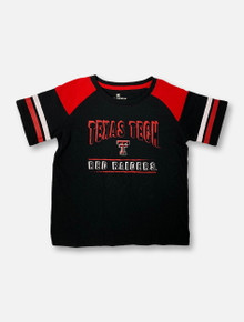 """Arena Texas Tech Red Raiders Double T """"Fred"""" TODDLER T-Shirt"""