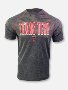 """Arena Texas Tech Red Raiders Double T """"Saperstein"""" T-Shirt"""