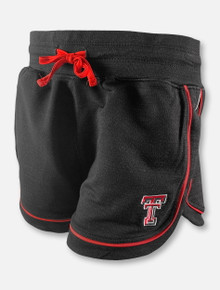 "Arena Texas Tech Red Raiders Double T ""Lil Sebastian"" Drawstring Shorts"