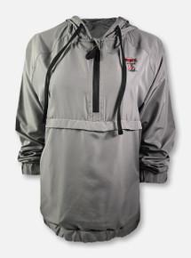 "Arena Texas Tech Red Raiders Double T ""Treat Yourself"" Packable Backpack Anorak Quarter-Zip Jacket"