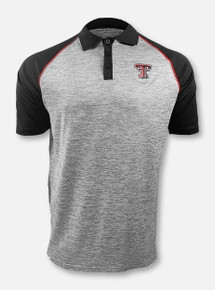 """Arena Texas Tech Red Raiders Double T """"Rent-A-Swag"""" Polo"""