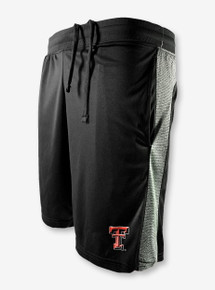"Arena Texas Tech Red Raiders Double T ""Literally"" Shorts"