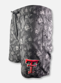 "Arena Chiliwear Texas Tech Red Raiders Double T ""Kavai"" Shorts"