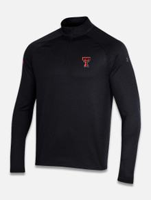 """Under Armour Texas Tech Red Raiders Double T """"Performance 2.0"""" Quarter-Zip Pullover"""
