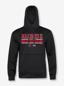 "Under Armour Texas Tech Red Raiders Mahomes ""Set The Bar"" Black Hoodie"