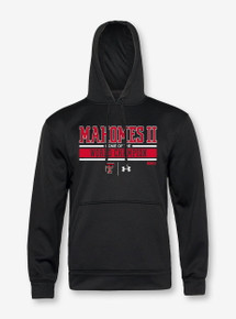 "Under Armour Texas Tech Red Raiders Mahomes ""Set The Bar"" Black Hoodie"