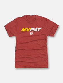 "Texas Tech Red Raiders Patrick Mahomes Official Brand  ""MVPAT"" T-Shirt"