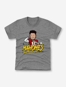 """Texas Tech Red Raiders Patrick Mahomes Official Brand  """"Mahomes Flex"""" T-Shirt"""