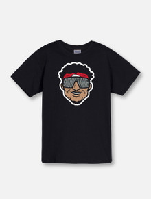 """Texas Tech Red Raiders YOUTH """"Made In The Shade"""" T-Shirt In Black"""
