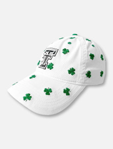 "Legacy Texas Tech Red Raiders Double T ""Shamrock"" Adjustable Cap"