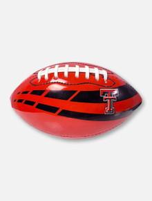 Texas Tech Red Raiders  Jr. Shiny Football