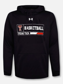 "Under Armour Texas Tech Red Raiders Double T ""2020 Basketball Courtside"" All Day Pullover Hoodie"