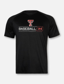 """Under Armour Texas Tech Red Raiders Double T """"Dugout 2020"""" Short Sleeve T-Shirt"""