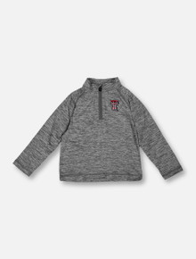 """Texas Tech Red Raiders Double T """"Mattew"""" TODDLER Half-Zip Pullover"""