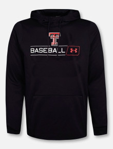 "Under Armour Texas Tech Red Raiders Double T ""Dugout 2020"" All Day Fleece Hood"