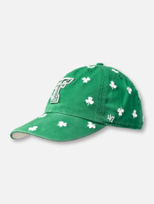 "47 Brand Texas Tech Red Raiders Double T ""Shamrock"" Adjustable Cap"