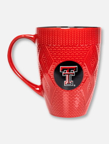 Texas Tech Red Raiders Double T Sweater Mug