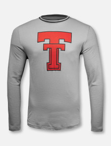 "Under Armour Texas Tech Red Raiders Double T ""Skybox"" Long Sleeve T-Shirt"