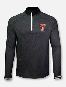 "Under Armour Texas Tech Red Raiders Double T ""Skybox"" Quarter-Zip Pullover"