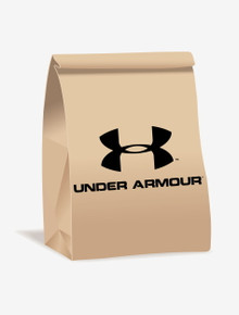 Under Armour Brown Bag Special- 1 Polo & 2 T-shirts (RANDOM COLORS & STYLES) Estimated Retail Value $140.99