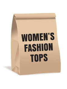 Women's Fashion Brown Bag  3 pack (RANDOM COLORS & STYLES)  Estimated Retail Value $110.99
