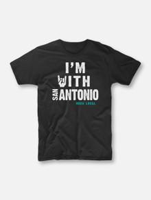 "#OurFrontLineRocks ""I'm With San Antonio"" Buy One, Help Three Campaign T-shirt"