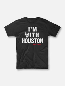 """#OurFrontLineRocks """"I'm With Houston"""" Buy One, Help Three Campaign T-shirt"""