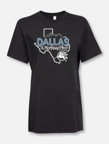 """""""Dallas Is My Happy Place"""" Buy One Help Three Campaign T-shirt"""