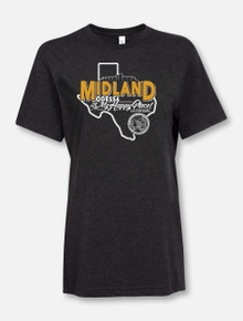 """Midland Is My Happy Place"" Buy One Help Three Campaign T-shirt"
