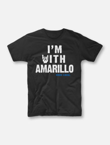 "#OurFrontLineRocks ""I'm With Amarillo"" Buy One, Help Three Campaign T-shirt"