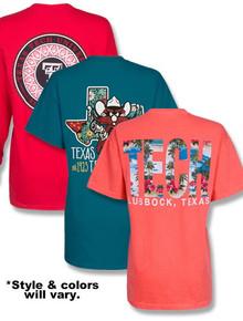Women's T-Shirt Brown Bag  3 pack (RANDOM COLORS & STYLES)  Estimated Retail Value $87.99