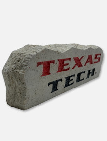 Texas Tech Football Font Desk Stone