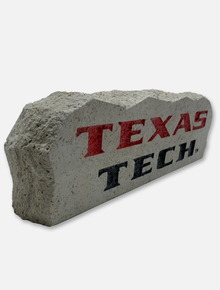 Texas Tech Football Font Desk Stone