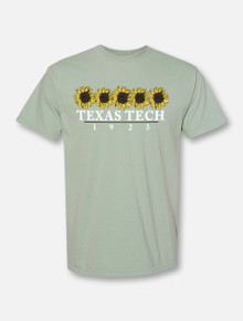 "Texas Tech over 1923 ""Sunflower"" T-Shirt (Pre order expected ship date 5/29)"