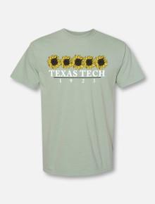 """Texas Tech over 1923 """"Sunflower"""" T-Shirt"""