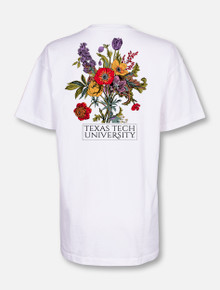 "Texas Tech Red Raiders ""Botanical"" T-Shirt"