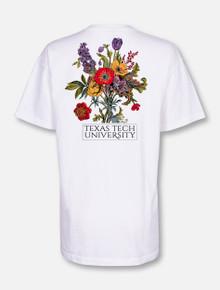 "Texas Tech Red Raiders ""Botanical"" T-Shirt"
