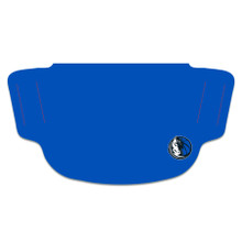 NBA Dallas Mavericks Face Mask with Small Logo