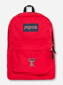 "Jansport Texas Tech ""Superbreak"" Backpack"