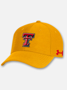 "Texas Tech Red Raiders Under Armour ""Signal Caller"" Adjustable Hat"