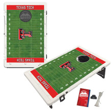 Texas Tech Red Raiders Baggo Bean Bag Toss Cornhole Game-Homefield Design