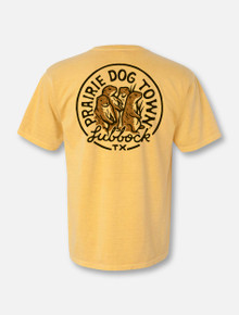 "World Famous Prairie Dog Town ""Huddle"" T-Shirt"