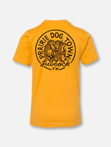 "World Famous Prairie Dog Town ""Huddle"" T-Shirt in YOUTH"