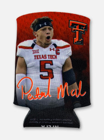 Texas Tech Red Raiders Patrick Mahomes 12oz Can Cooler