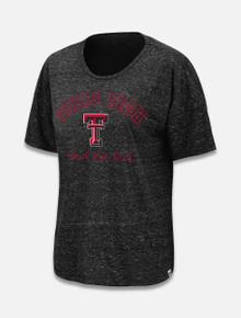 "Arena Texas Tech Red Raiders Double T ""Sheldon"" T-shirt"