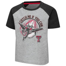 "Arena Texas Tech Red Raiders Double T ""Krusty Krab"" TODDLER T-shirt"