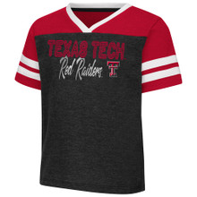 "Arena Texas Tech Red Raiders Double T ""Sky Flowers"" TODDLER T-shirt"