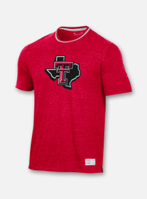 """Texas Tech Red Raiders Under Armour """"All Star"""" Gameday Ringer T-Shirt"""