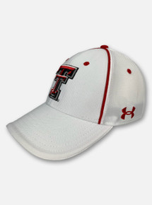 """Texas Tech Red Raiders Under Armour Youth Sideline 2020 """"Blitzing"""" Hat"""